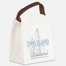 Long Island - Canvas Lunch Bag