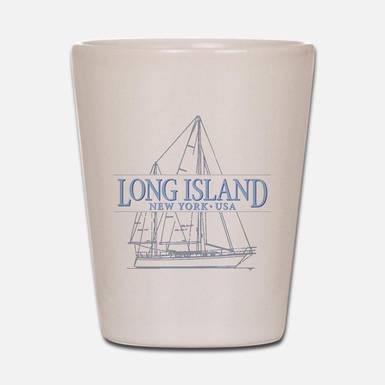 Long Island - Shot Glass
