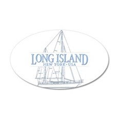 Long Island - Wall Decal