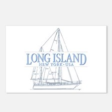Long Island - Postcards (Package of 8)