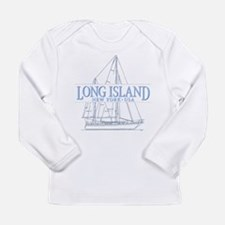 Long Island - Long Sleeve Infant T-Shirt