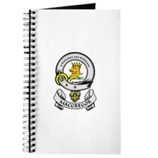MACGREGOR 1 Coat of Arms Journal