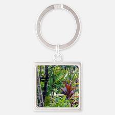 Hawaii Tropical 07 Keychains