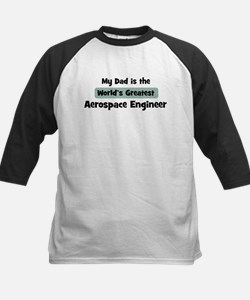 Worlds Greatest Aerospace Eng Tee