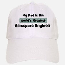Worlds Greatest Aerospace Eng Baseball Baseball Cap