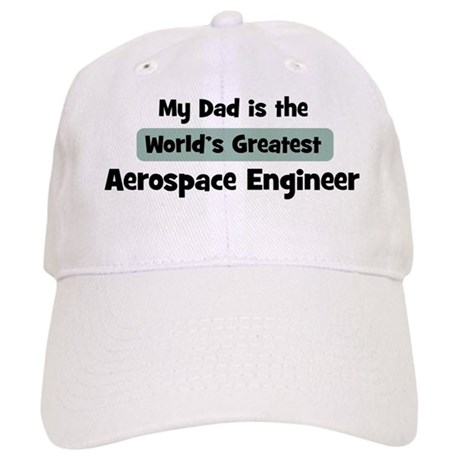 Worlds Greatest Aerospace Eng Cap