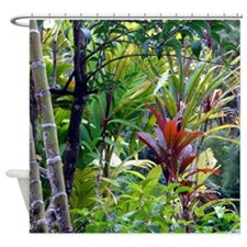 Hawaii Tropical 07 Shower Curtain
