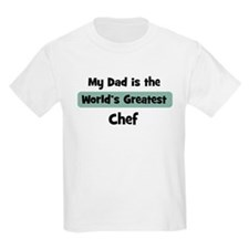Worlds Greatest Chef T-Shirt