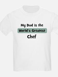 Worlds Greatest Chef T-Shirt