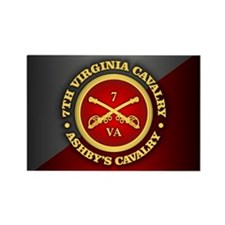 CSC-7th Virginia Cavalry Magnets