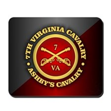 CSC-7th Virginia Cavalry Mousepad