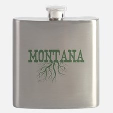 Montana Roots Flask