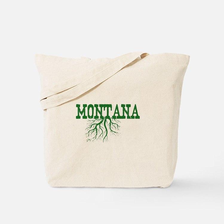 Montana Roots Tote Bag