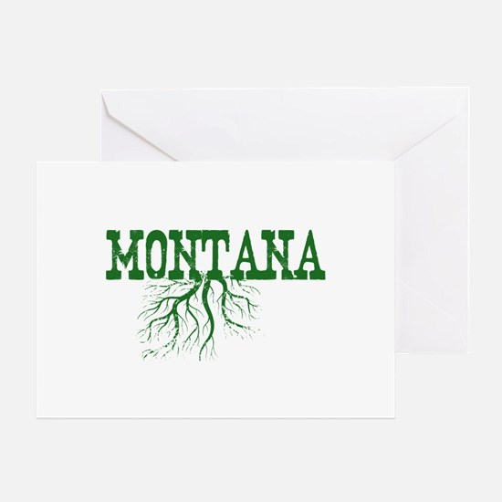 Montana Roots Greeting Card