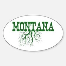 Montana Roots Bumper Stickers