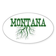 Montana Roots Decal