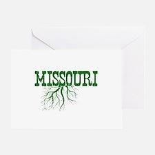 Missouri Roots Greeting Card