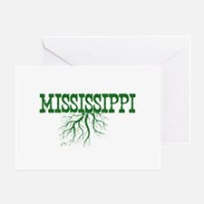 Mississippi Roots Greeting Card