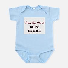 Trust me I'm a Copy Editor Body Suit