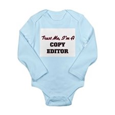 Trust me I'm a Copy Editor Body Suit