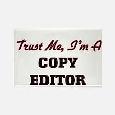 Trust me I'm a Copy Editor Magnets