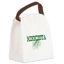 Minnesota Roots Canvas Lunch Bag