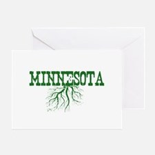 Minnesota Roots Greeting Card