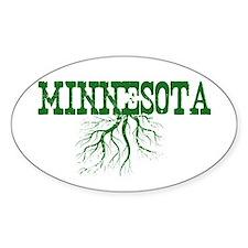 Minnesota Roots Decal