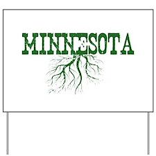Minnesota Roots Yard Sign