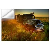 Antique trucks Wall Decals