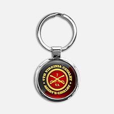 CSC-7th Virginia Cavalry Keychains