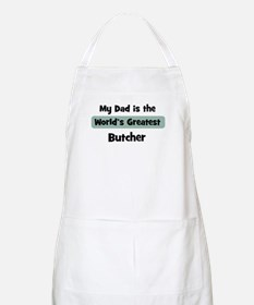 Worlds Greatest Butcher BBQ Apron