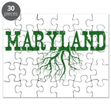 Maryland Roots Puzzle
