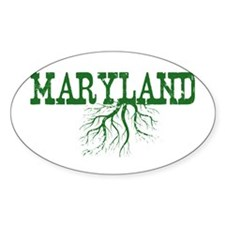 Maryland Roots Decal