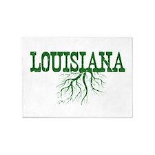 Louisiana Roots 5'x7'Area Rug