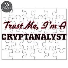 Trust me I'm a Cryptanalyst Puzzle