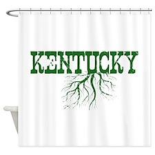 Kentucky Roots Shower Curtain