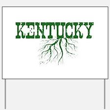 Kentucky Roots Yard Sign