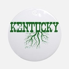 Kentucky Roots Ornament (Round)
