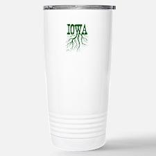 Iowa Roots Stainless Steel Travel Mug