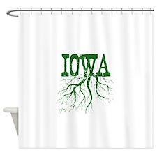 Iowa Roots Shower Curtain