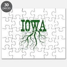 Iowa Roots Puzzle