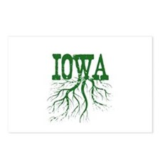 Iowa Roots Postcards (Package of 8)