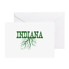 Indiana Roots Greeting Card