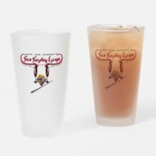 Alex & Cassidy's Taco Tuesday Escape Drinking Glas