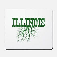 Illinois Roots Mousepad