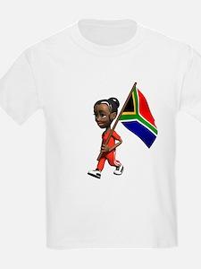 South Africa Girl T-Shirt