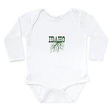 Idaho Roots Long Sleeve Infant Bodysuit