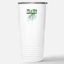 Idaho Roots Stainless Steel Travel Mug