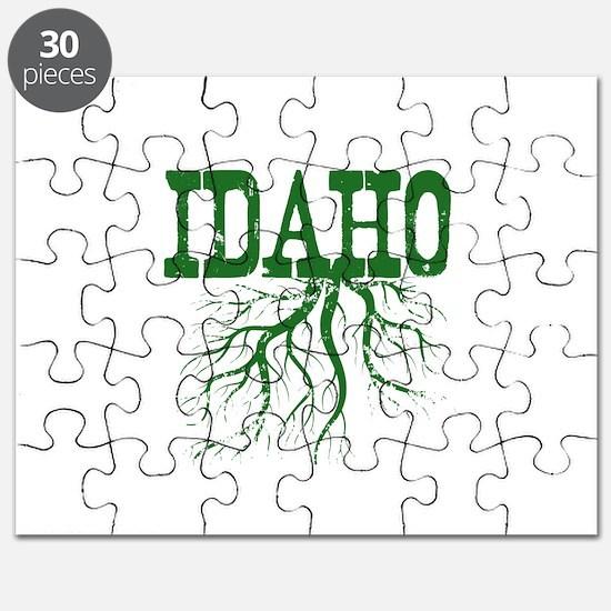 Idaho Roots Puzzle